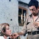 Marie Dubois,  Serge Gainsbourg
