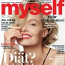 Lara Bingle - Myself Magazine Cover [Germany] (February 2017)