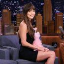 Dakota Johnson – On 'The Tonight Show Starring Jimmy Fallon' in NYC
