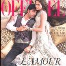 Deepika Padukone, Ranbir Kapoor - L'Officiel Magazine Cover [India] (September 2008)