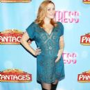 Annie Wersching – The National Tour of 'Waitress' in Hollywood - 454 x 658