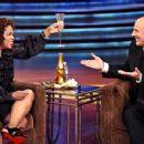 Dr. Phil McGraw with Oprah Winfrey