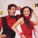 Hiten and Gauri Together