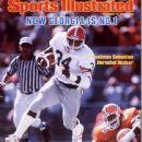 Herschel Walker - Sports Illustrated Magazine Cover [United States] (17 November 1980)