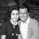 Robert Goulet and Carol Lawrence
