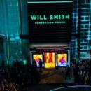 Will Smith accepts the MTV Generation award at the 2016 MTV Movie Awards at Warner Bros. Studios on April 9, 2016 in Burbank, CA