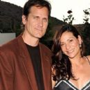 Constance Marie and Kent Katich