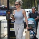 Gemma Atkinson – Casual style on street