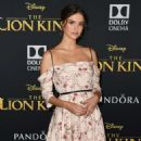 Maia Mitchell – 'The Lion King' Premiere in Hollywood - 454 x 611