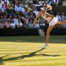 Maria Sharapova – 2018 Wimbledon Tennis Championships in London Day 2 - 454 x 313