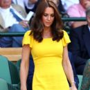 Prince Windsor and Kate Middleton : Wimbledon 2018 Men's Singles Final
