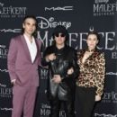 Gene Simmons attends the World Premiere Of Disney's 'Maleficent: Mistress Of Evil'  on September 30, 2019 - 400 x 600