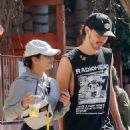 Vanessa Hudgens and Austin Butler – Out in Studio City