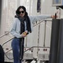 Krysten Ritter on Set of 'The Defenders' in New York 12/1/ 2016 - 454 x 719