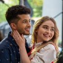 Jordan Fisher and Sabrina Carpenter