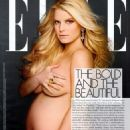 Jessica Simpson - Elle Magazine Pictorial [United States] (April 2012)