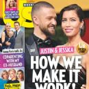 Justin Timberlake, Jessica Biel - US Weekly Magazine Cover [United States] (5 February 2018)