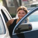 Stefanie Scott Out and About In Studio City