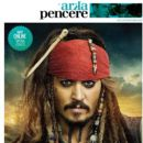 Johnny Depp - Arka Pencere Magazine Cover [Turkey] (20 May 2011)