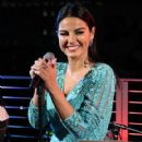 Singer And Songwriter Maite Perroni Celebrates Proactiv X Sephora Partnership At A Private Concert With Fans In Los Angeles - 419 x 600