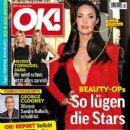 Heidi Klum, Megan Fox, George Clooney, Madonna, Blake Lively, Julia Roberts - OK! Magazine Cover [Germany] (30 June 2011)