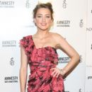 Amber Heard - Tribeca Performing Arts Center In New York - 21.09.2010