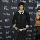 Chaske Spencer Attends the 'Youth in Revolt' Screening
