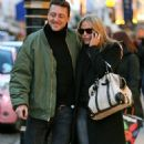 Patsy Kensit and Jeremy Healy
