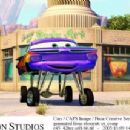 Ramone (voiced by Cheech Marin) in Buena Vista Pictures Distribution's Cars - 2006 - 454 x 215