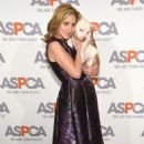 Edie Falco Aspcas 18th Annual Bergh Ball In Nyc