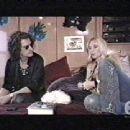 Joe Perry and Billie Montgomery
