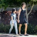 Camila Cabello and Shawn Mendes – Out for a walk in Coral Gables - 454 x 297