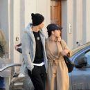 Georgina Rodriguez and Cristiano Ronaldo – Leaving the Gran Madre di Dio church in Turin