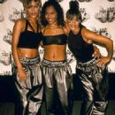 TLC At The 1995 MTV Movie Awards