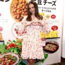 Miranda Kerr – Promotes 'Marukome Co. Ltd' Miso Products in Tokyo