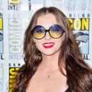 Katharine Isabelle – 'The Order' Photocall at Comic Con San Diego 2019 - 454 x 605