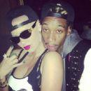 Wiz Khalifa and Amber Rose - 454 x 336