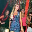 Paris Hilton - Byblos Club In St. Tropez - July 23, 2010
