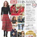 Priyanka Chopra and Nick Jonas – Hello! UK Magazine (December 2018)
