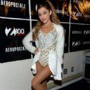 Ariana Grande at Z100 Jingle Ball 2013 in New York