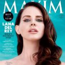 Lana Del Rey Maxim Magazine Decemberjanuary 20142015