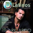 Ricardo Arjona - D'latinos Magazine Cover [Mexico] (September 2009)