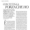 Angelina Jolie – Grazia Italy Magazine (March 2018) - 454 x 582