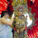 Gladys Brandao- National Costume Taping Miss Universe 2015 - 454 x 302