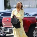Mandy Moore – Arrives at Quixote Studios in West Hollywood
