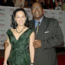 Erika Riker & Randy Jackson - 395 x 594