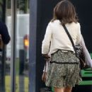 Pippa Middleton – Walking her dogs in London - 454 x 733