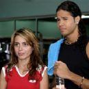 Angélico Vieira and Patrícia Tavares