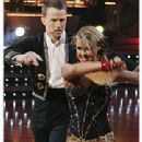 Ty Murray with Chelsie Hightower on Dancing With The Stars 2009