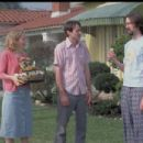 Jason Lee, Leslie Mann, and Tom Green in Columbia's Stealing Harvard - 2002